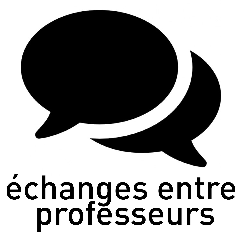pictograme echange entre professeurs de francais