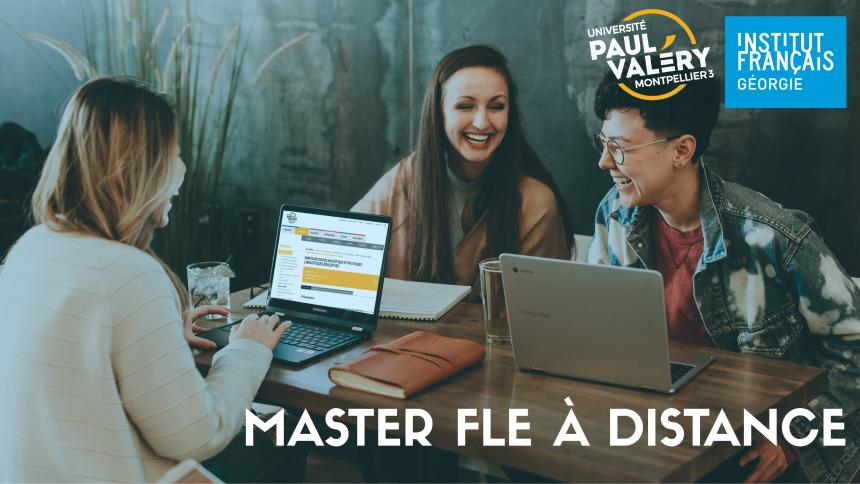 Calendrier Paul Valery.Master 1 Fle A Distance Institut Francais De Georgie